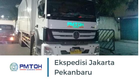 Ekspedisi Jakarta Pekanbaru